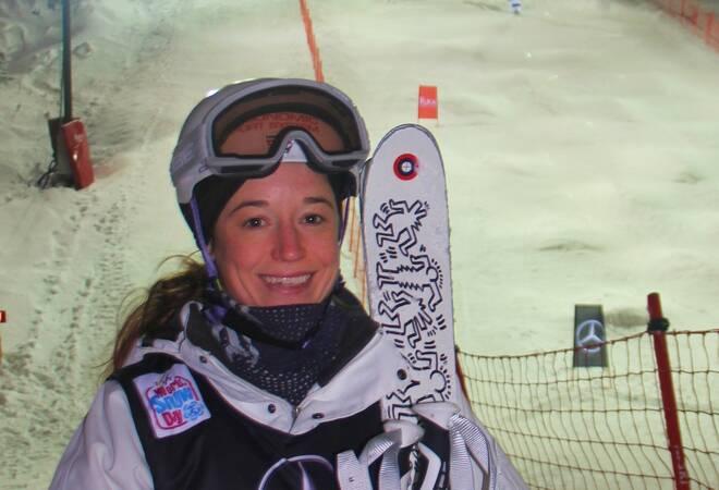 Wiesloch:  Freestyle-Skifahrerin Laura Grasemann ist Sportlerin des Jahres