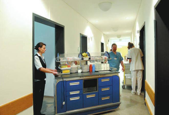 uniklinik patienten essen bestellen wie im restaurant nachrichten aus heidelberg rhein. Black Bedroom Furniture Sets. Home Design Ideas