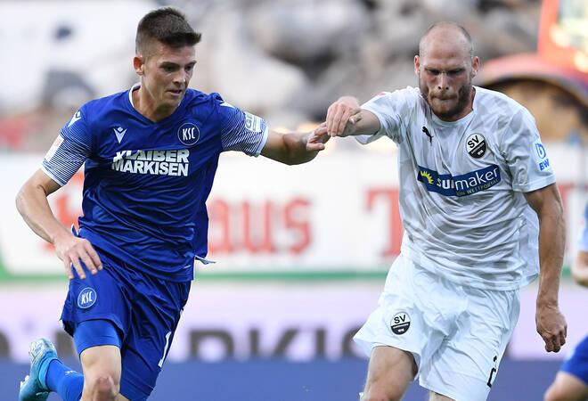 Karlsruher SC:  Fußballerin Quarantäne - 2. Bundesliga droht Termin-Engpass
