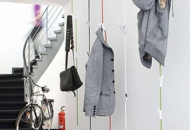 f r ein sch nes entr e minimalistische garderoben liegen. Black Bedroom Furniture Sets. Home Design Ideas