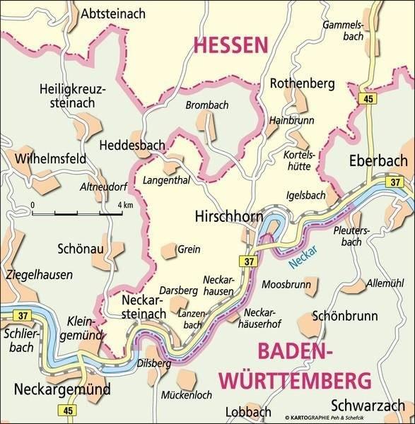 neckarsteinach will lieber badisch sein nachrichten region heidelberg rhein neckar zeitung. Black Bedroom Furniture Sets. Home Design Ideas