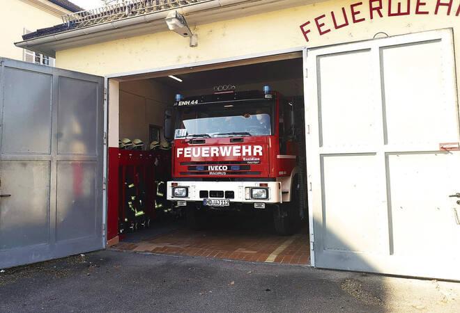 Edingen-Neckarhausen:  Feuerwehr-Ausstattung sorgt für Unmut