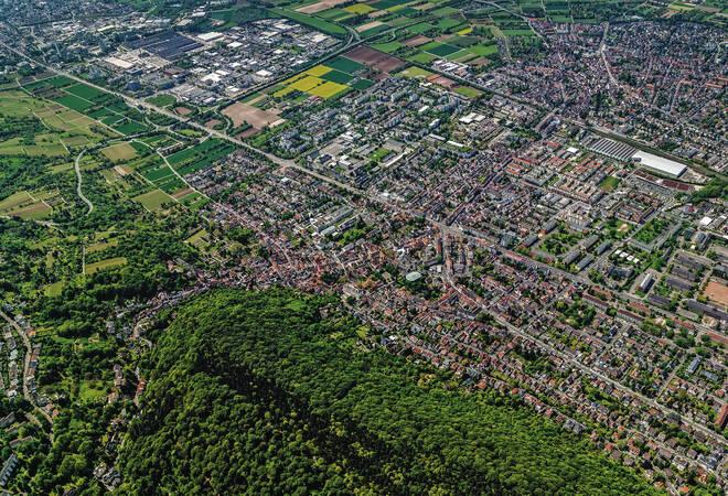 Heidelberg:  Wie Rohrbach der Boden entzogen wurde