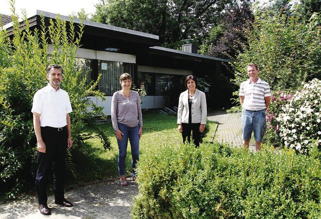 Sinsheim:  Dührens Protestanten treffen sich bald bei den Katholiken