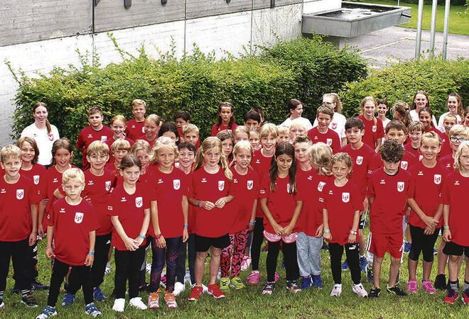 Ladenburg:  Erste Abteilungs-Olympiade war ein großer Erfolg