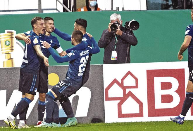 TSG Hoffenheim:  Kramaric weiß um seine Wertschätzung bei