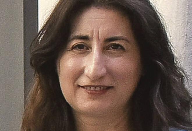 Bürgermeisterwahl Schriesheim:  Fadime Tuncerbefindet sich im