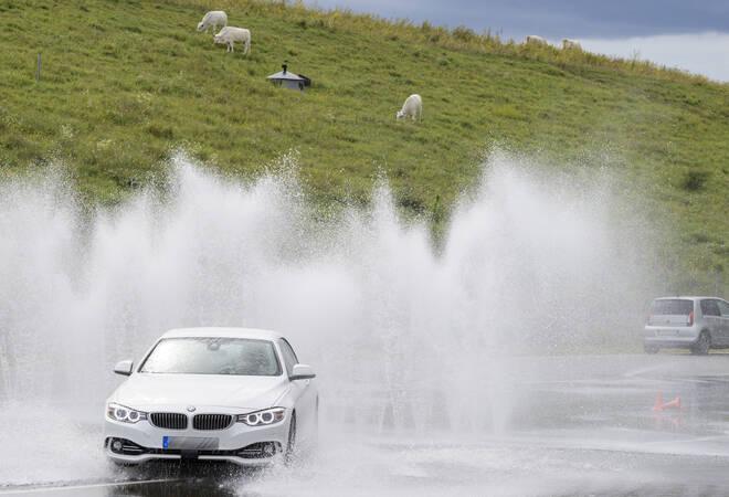 RNZ-Sommertour:  Bremsen will gelernt sein (plus Fotogalerie)