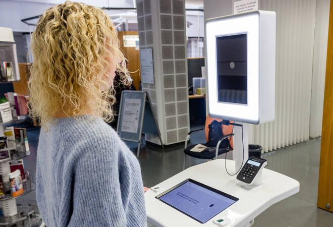 Heidelberger Bürgerämter:  Am Terminal den Ausweis beantragen