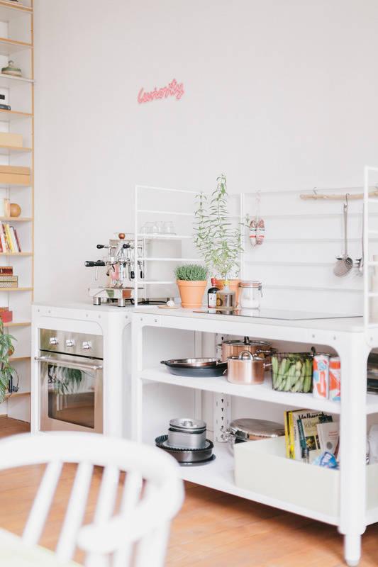 k che to go mit neuen konzeptmodellen l sst sich leicht umziehen lebensart rhein neckar. Black Bedroom Furniture Sets. Home Design Ideas