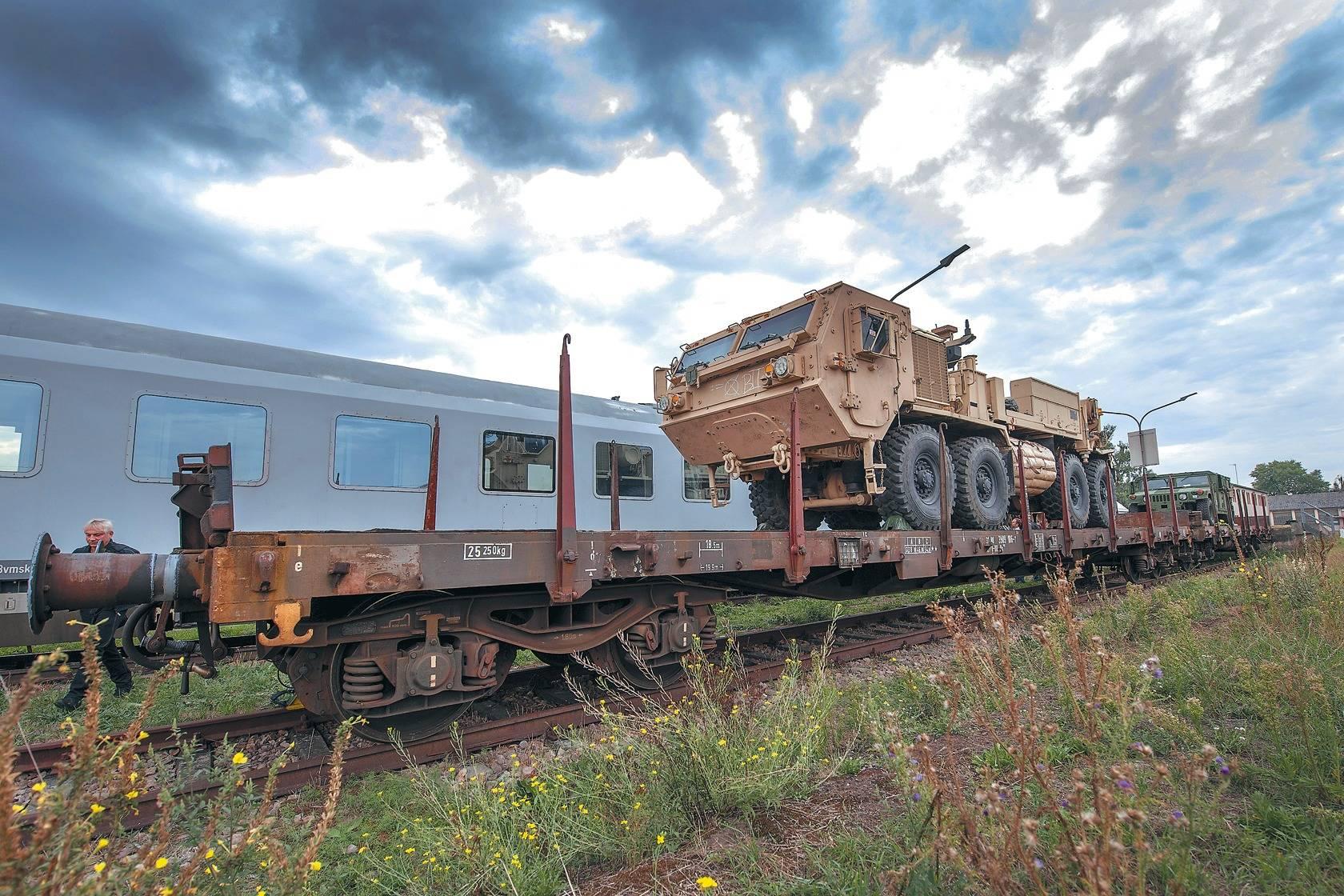 Us armee will coleman barracks wegen aggression russlands for Depot weinheim