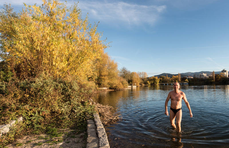 November sommer mit temperatur rekorden s dwest - Whirlpool temperatur sommer ...