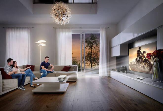 kleiner abstand gro es bild wann sich kurzdistanz beamer lohnen rhein neckar zeitung. Black Bedroom Furniture Sets. Home Design Ideas