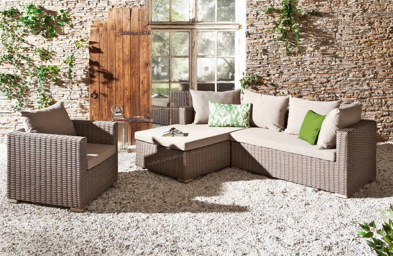 vorfreude auf die gartensaison die neuesten m beltrends f r drau en haus garten rhein. Black Bedroom Furniture Sets. Home Design Ideas