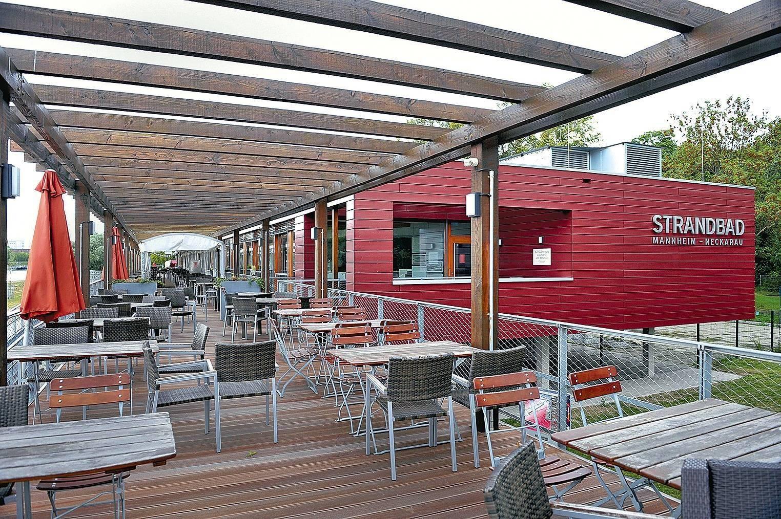 Italienisches restaurant purino kommt ins mannheimer strandbad nachrichten aus mannheim for Gutes restaurant mannheim