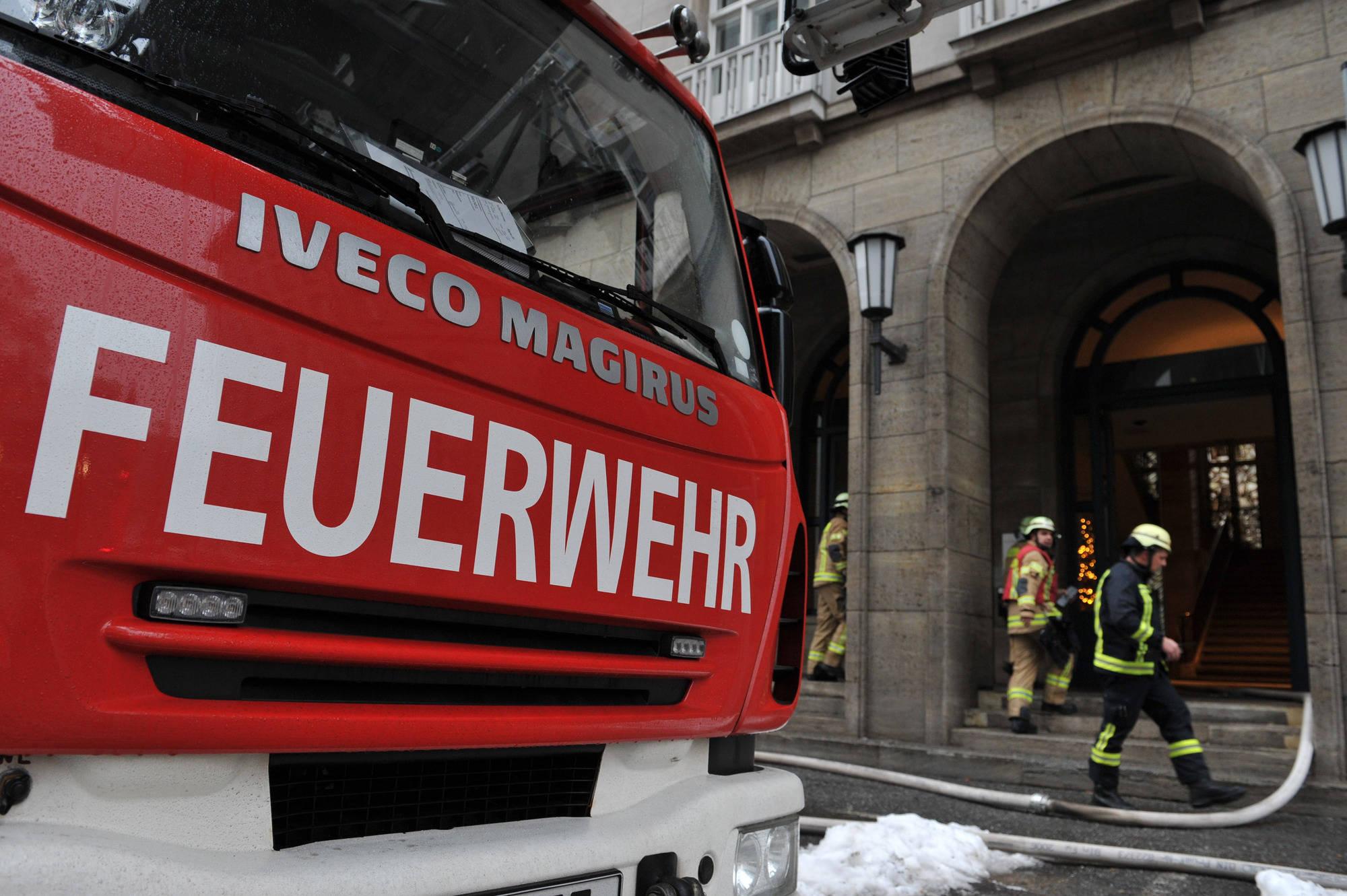 mannheim: defekter wasserkocher löst brand in küche aus