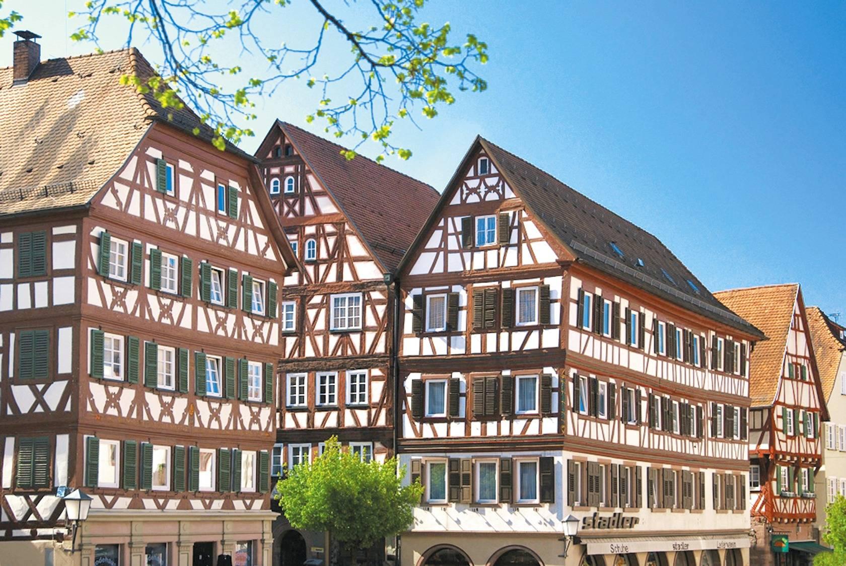 Sommeraktion fachwerk in mosbach startet kommenden for Was ist fachwerk