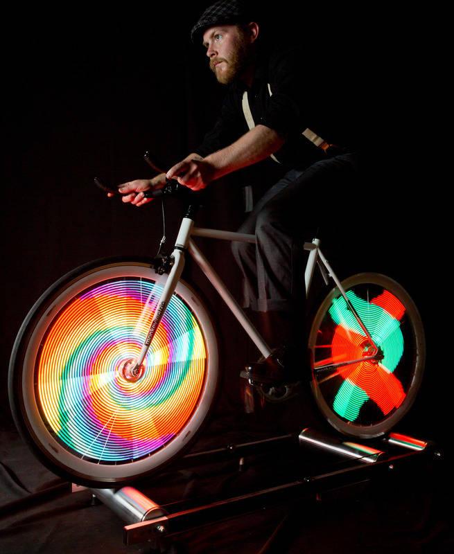 neue lichtspiele am fahrrad nicht jeder spa ist erlaubt mobilit t rhein neckar zeitung. Black Bedroom Furniture Sets. Home Design Ideas