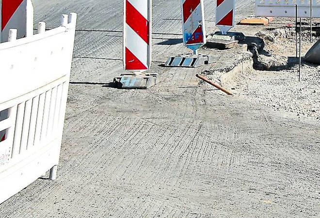 K4281 zwischen Sinsheim und Waibstadt:  Radweg zwischen Sinsheim und Daisbach wird ausgebaut