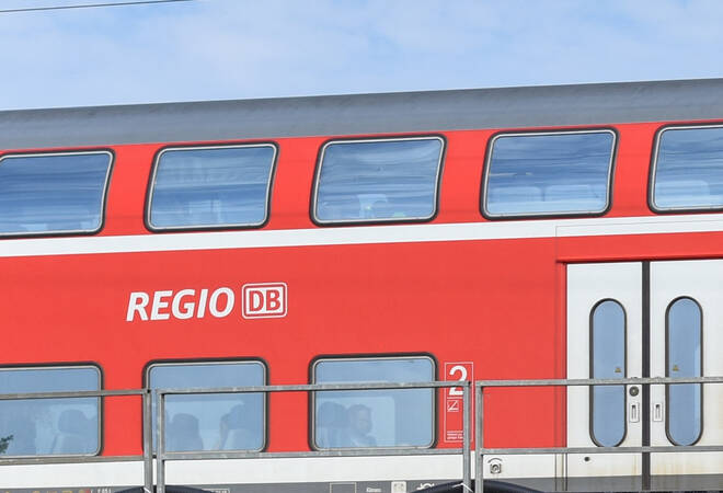 Lokführer Fehlen Züge Entfallen Shuttle Fahrzeuge Der Regionalbahn