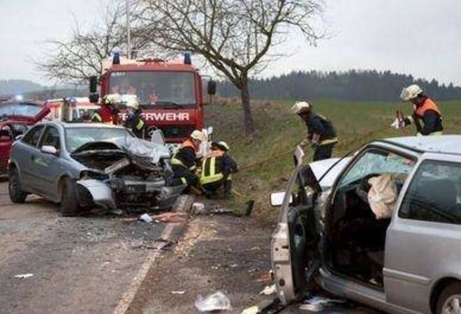 Mörlenbach Unfall