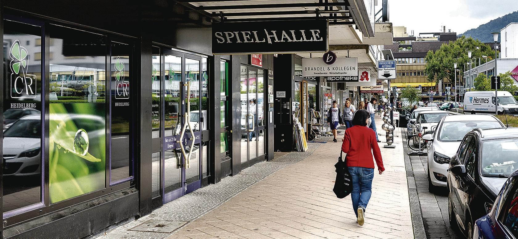 Spielhalle Heidelberg
