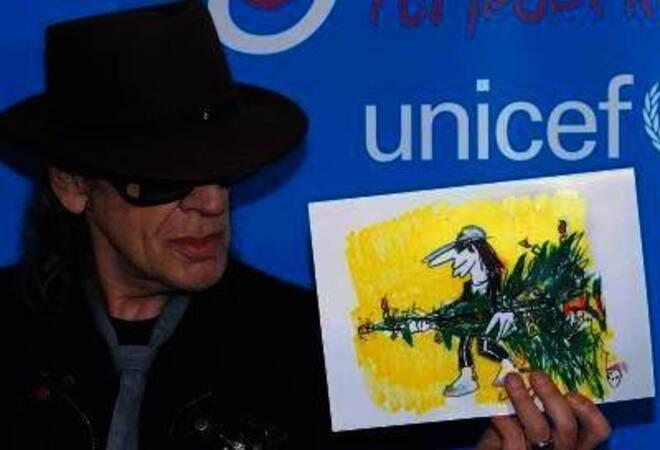 Weihnachtskarten Udo Lindenberg.Udo Lindenberg Will Eine Schrille Nacht Leute Rhein Neckar Zeitung