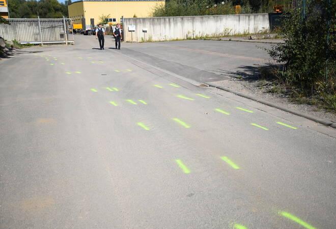 Waibstadt Unfall