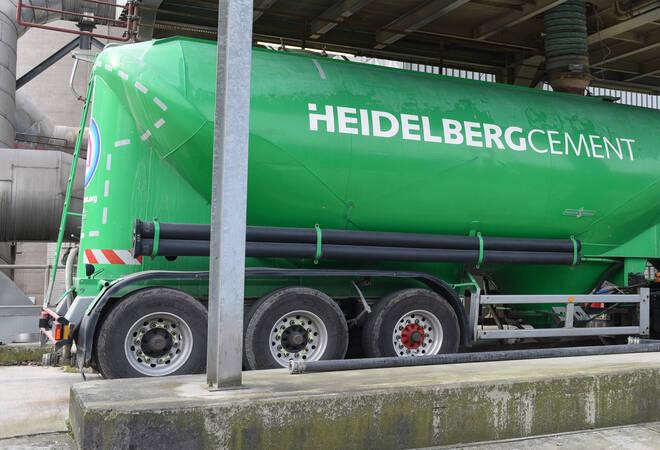 CO2-Ausstoß:  HeidelbergCement will grüner werden