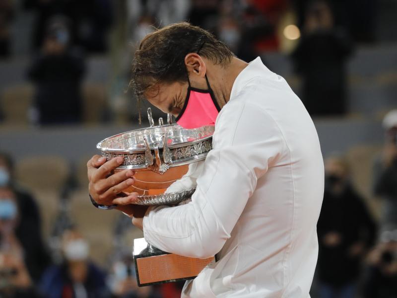 20 Grand Slam Sieg French Open Dominator Nadal Im Garten Eden Von Federer Rhein Neckar Zeitung Regionalnachrichten Rnz