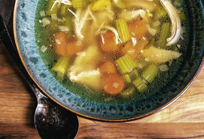 Zu Viel Salz In Der Suppe