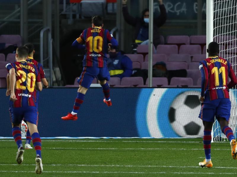Barcelona Gegen Sevilla