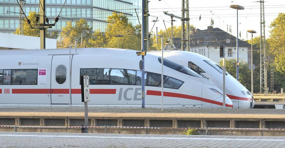 Frankfurt Mannheim Bahn