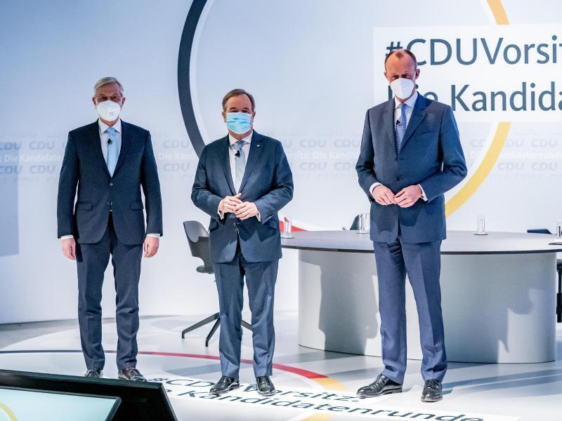 Cdu Parteivorsitz