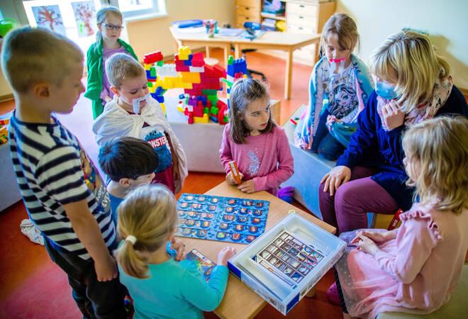arbeiten im kindergarten ohne ausbildung