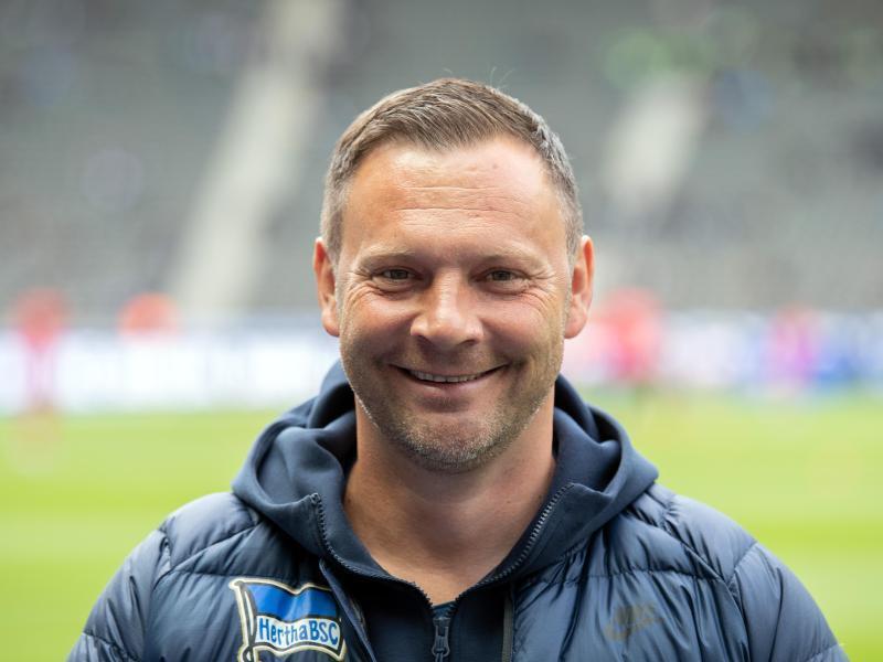 Trainer Hertha Bsc