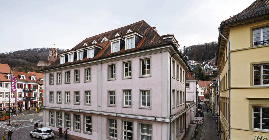 Heidelberg Polizeieinsatz Heute