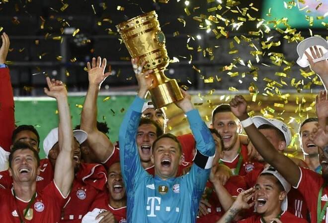 Dfb Pokal Frankfurt Bayern