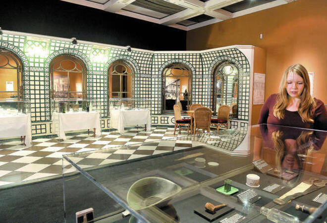die titanic geht in speyer vor anker nachrichten aus der. Black Bedroom Furniture Sets. Home Design Ideas