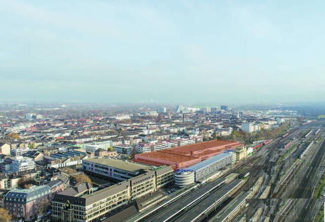 mannheim bekommt ein neues stadtquartier am hauptbahnhof. Black Bedroom Furniture Sets. Home Design Ideas