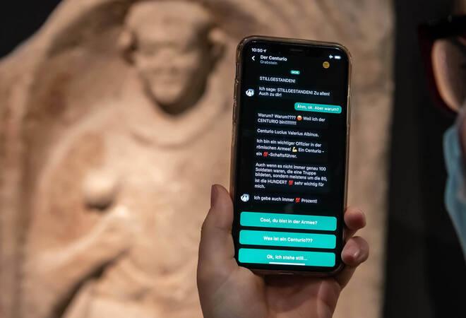 Smartphone-App: Badisches Landesmuseum startet Tinder für