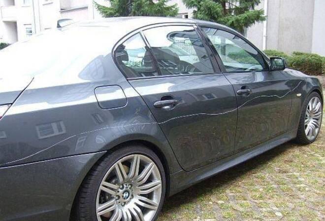 Auto Zerkratzt Versicherte Brauchen Beweise Für Vandalismus