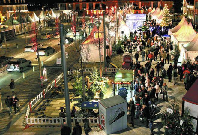 Weihnachtsmarkt Schwetzingen.Am 4 Dezember öffnet Der Schwetzinger Weihnachtsmarkt Zum Ersten