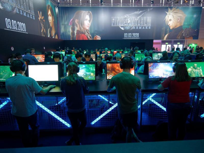 Spiele Auf Der Gamescom 2021