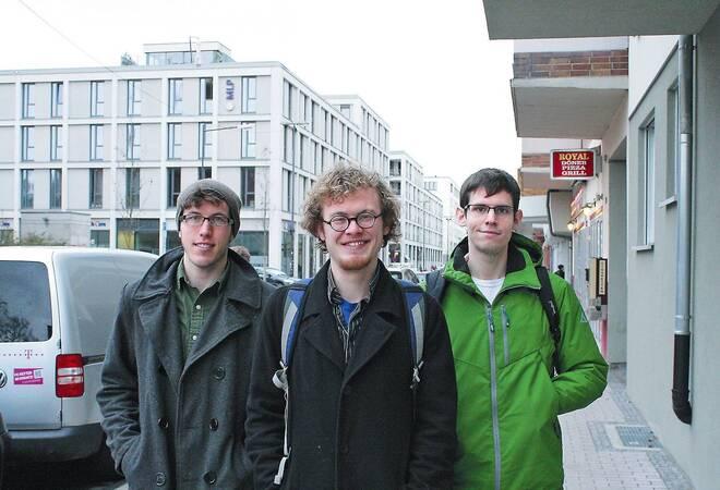 Amerikaner in heidelberg kennenlernen