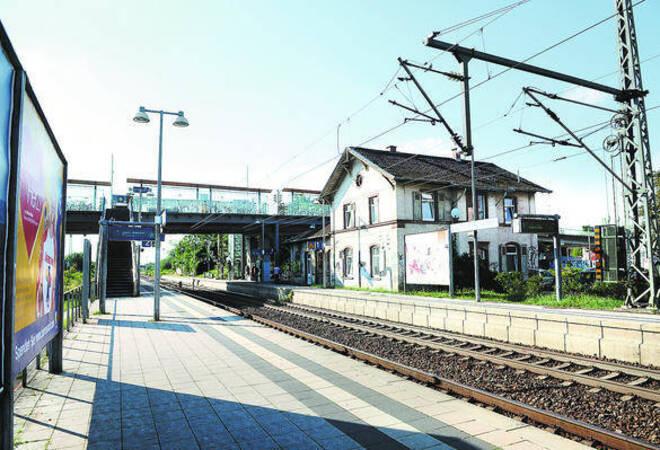 Bahnhof Zu Verkaufen