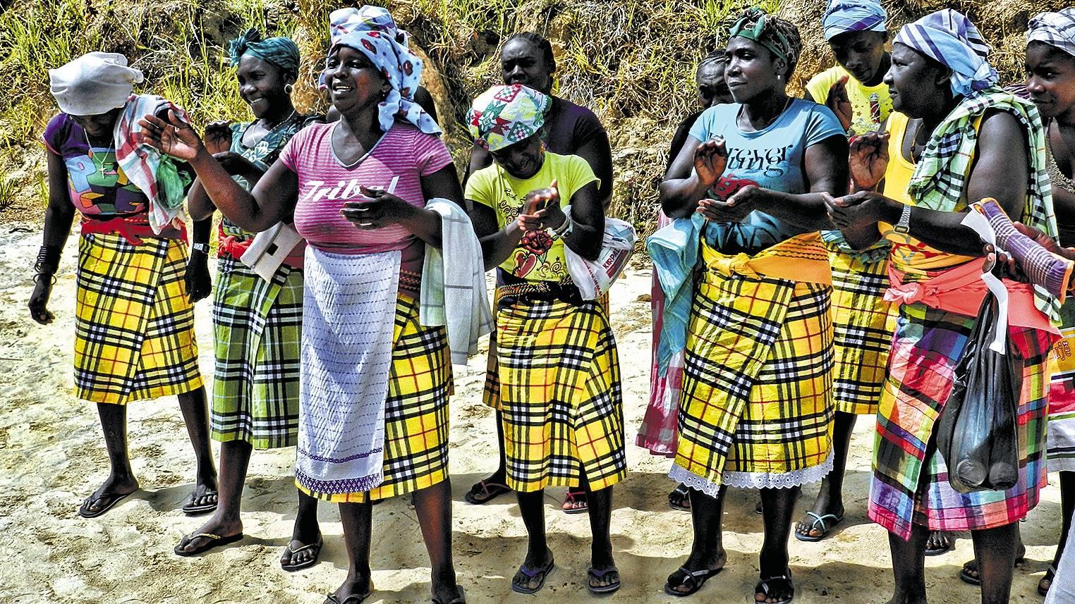 Kunterbunte Mischung Aus Drei Kontinenten Suriname Reise Rnz