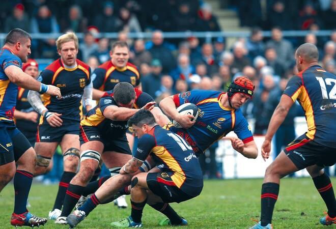 Rugby Deutschland Rumänien