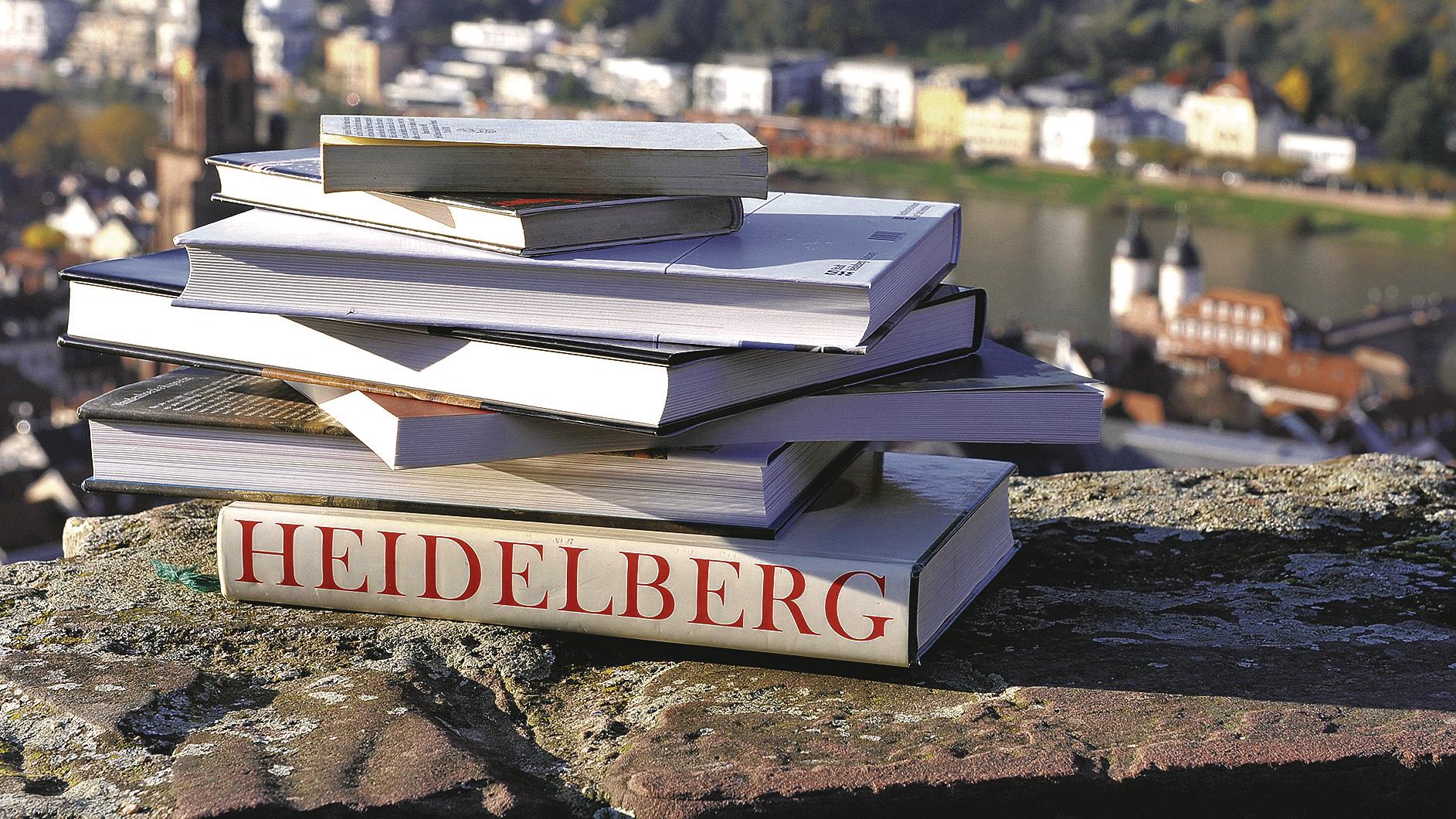 Heidelberg Weniger Literatur, mehr Rainbow City – Droht ein ...