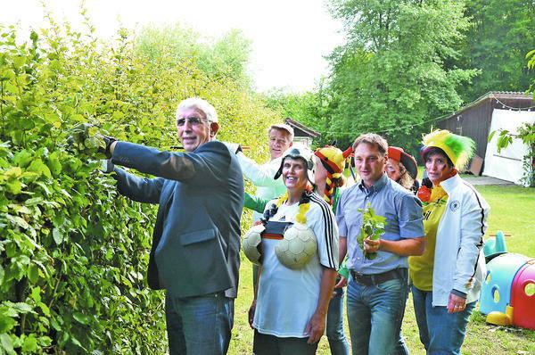 Heckenfest: Auf Dem Bergfeld Ist Man Immer Für
